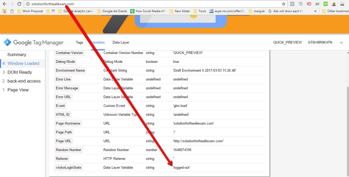 Exclude Admin Traffic in WordPress