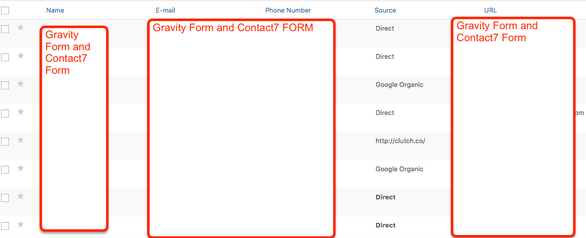 Capturing Leads from Gravity Forms using Google Tag Manager