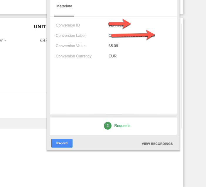 Dynamic Google AdWords Conversion Tracking for PrestaShop