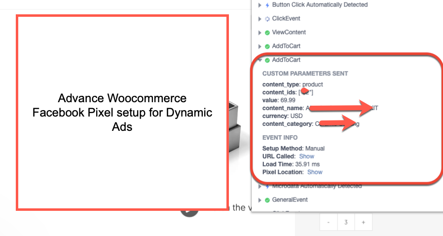 Track Facebook Pixel Conversion on WooCommerce