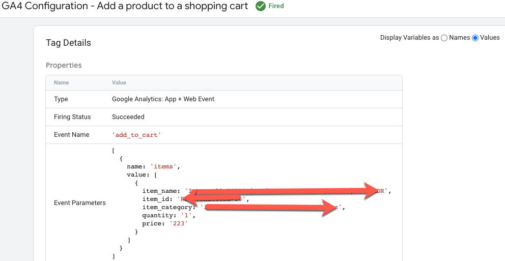 Track Events with Google Analytics 4(GA4)