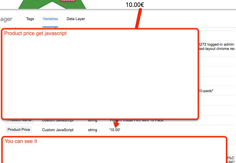 Using Custom Javascript To Product Price Woocommerce
