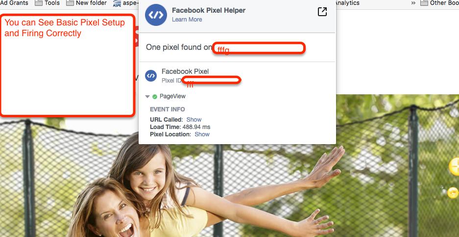 Facebook Pixel on Bigcommerce