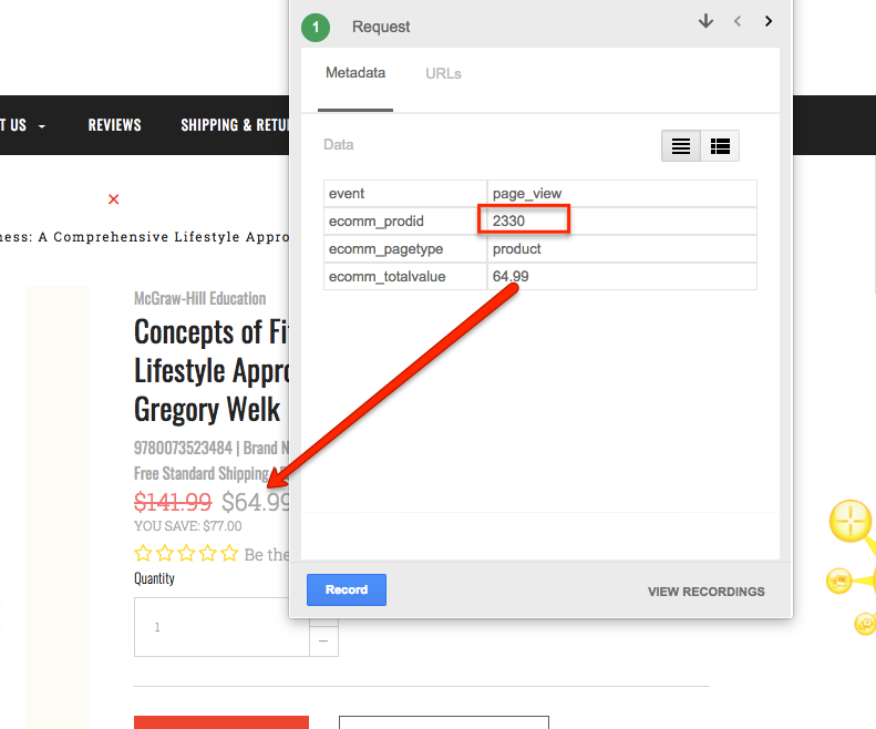 Dynamic Remarketing Tags in BigCommerce forStencil
