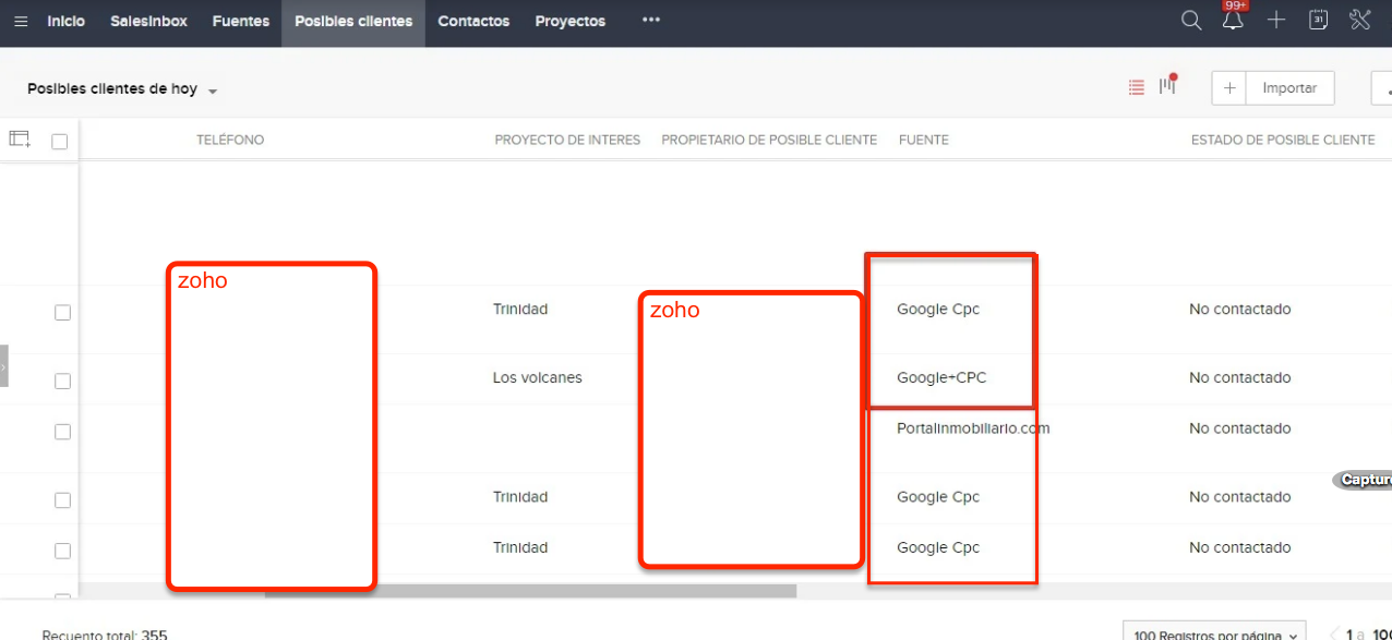 ZOHO CROM Essential Lead Source Tracking Using Google Tag Manager