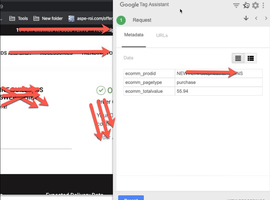 Google Adwords Dynamic Remarketing Drupal