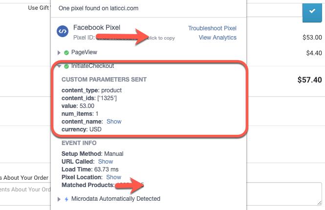 OpenCart Standard Dynamic Facebook Pixel