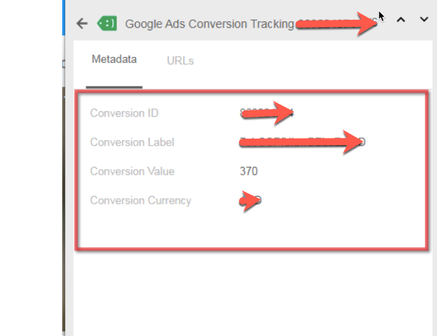 Adwords Conversion Tracking in Magento