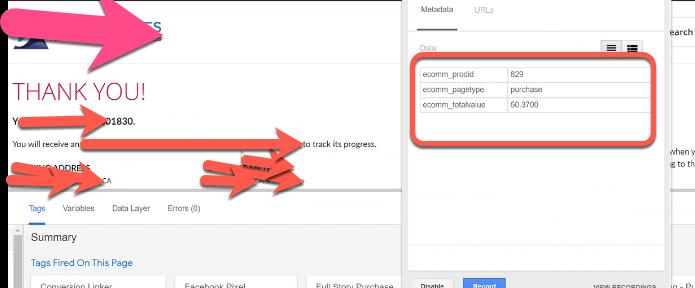 Dynamic Google Remarketing Tag Magento 2