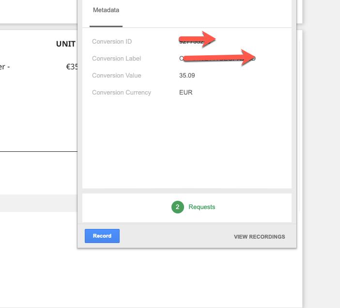 Dynamic Google AdWords Conversion Tracking for PrestaShop