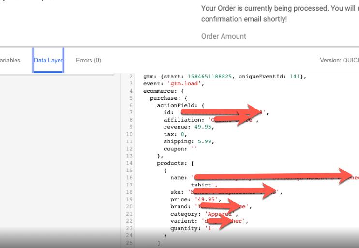 Enhanced Ecommerce Tracking on Ruby on Rails